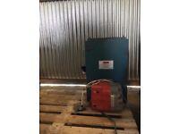 warmflow oil boiler's for sale (full working order)