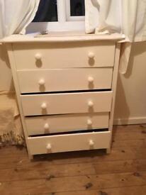 6 drawerer chest
