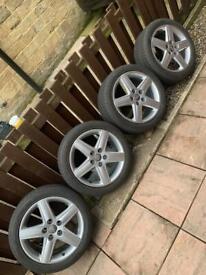"""Audi A3 alloys 17"""""""