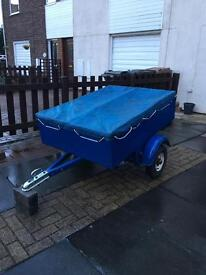 Towing Trailer (3x4)