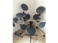 Electronic drum kit session pro DD405D