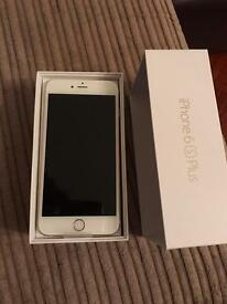 Brand new in box iPhone 6s Plus Gold 64gb