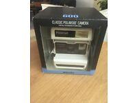 Polaroid 600 new !