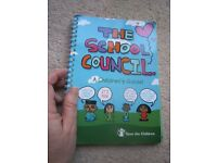 Useful BOOK for child on SCHOOL COUNCIL (and other books)