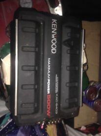 Kenwood 500wt amp
