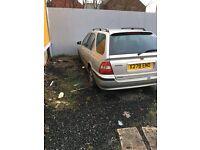 Honda Civic estate auto no mot swap to good to scrap