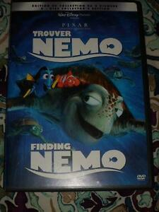 TROUVER NÉMO, version (2003) Disney-Pixar