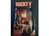 7 - Rocky Film Figures Lot Boxed