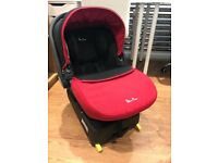 Silver Cross Pioneer Travel System & Additions