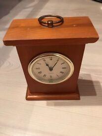 ANTIQUE LOOK WOODEN CLOCK