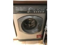 Hotpoint WML540 Aquarius EcoTech 6kg Fully Working Washing Machine