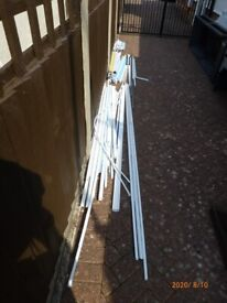 Assorted PVC Trunking/Conduit