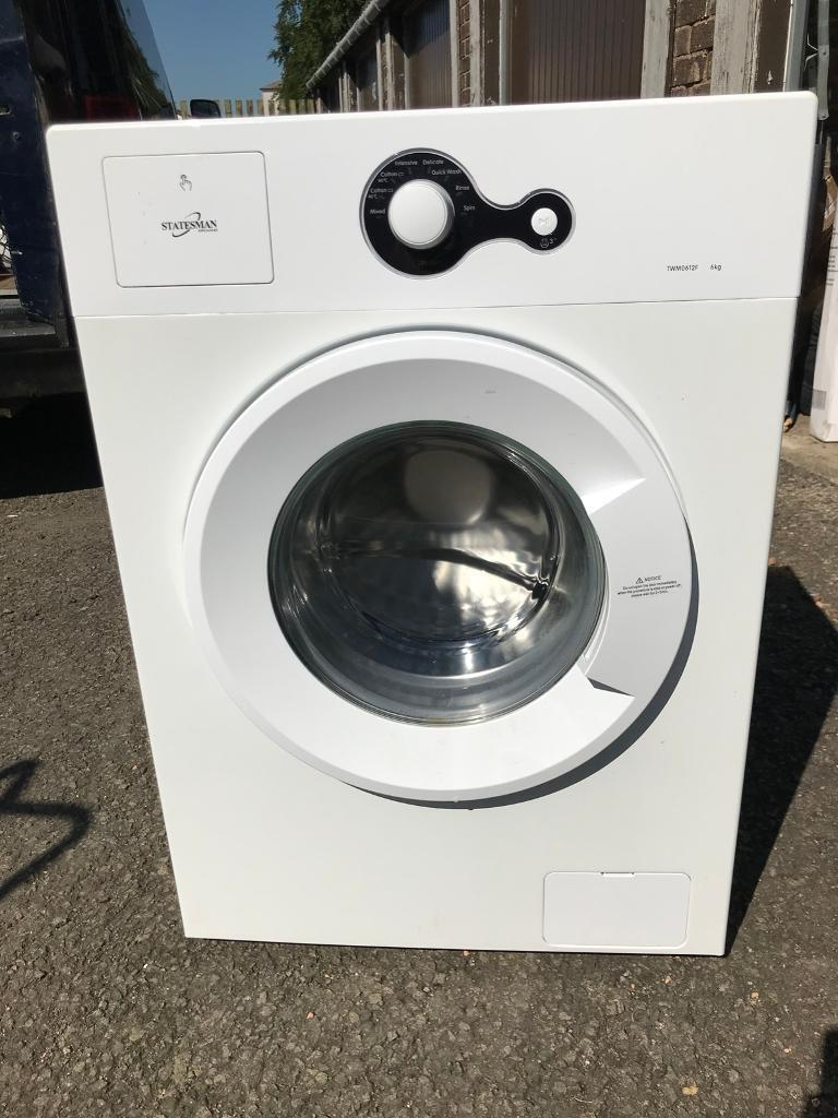 Statesman Washer Nearly New Delivery And Installation Available Twin Tub Washing Machine Wiring Diagram