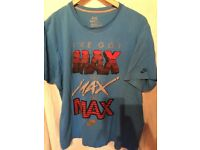 NIKE AIR MAX T SHIRT AMAZING CONDITIONS ONLY 6 SIZE XL