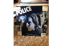 Reggatta de Blanc - The Police Vinyl LP Record