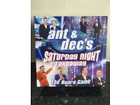 Ant & Dec's Saturday Night Takeaway - The Board Game