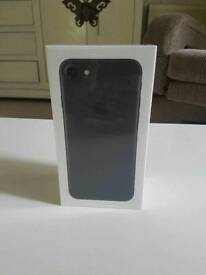 IPHONE 7 BRAND NEW SEALED 128 GB