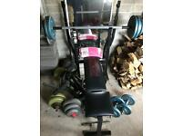Weider Weight Bench
