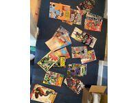 Comic books over 1000