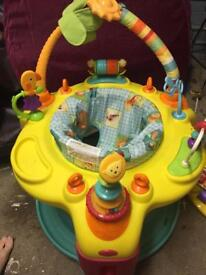 Toddlers Activity Stand Along