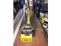 Redband concrete floor sander/grinder