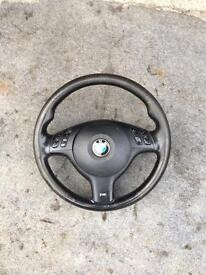 E46 M-sport wheel