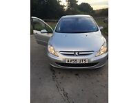 Peugeot 307 for sale or part ex