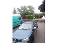 Raliable Astra Estate 1.6 petrol Not very pretty but a good runner been used and a gardeners Van