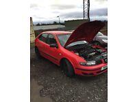 Seat Leon cupra 220 BHP