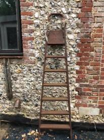 Ladders- for upcycle / garden decoration