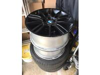 18 inch BMW e90 m sport alloys