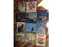 Huge bundle of children's good quality books see all the photos