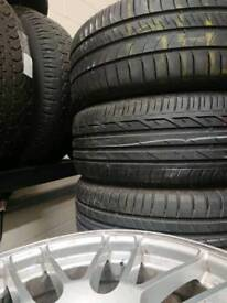 2 x 205/55R16 tyres 5mm+ Quality tyres, Quality prices!