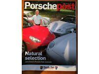 Porsche Post Magazines from 2003