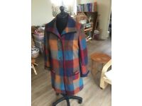 For Sale a Irish tweed wooden coat in size 4