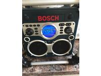 BOSCH charger/battery bay