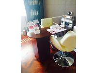 Beauty Salon To Let