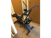 Health Rider Exercise Machine with electronic meter/timer