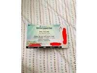X2 Phil Collins tickets for Hyde park