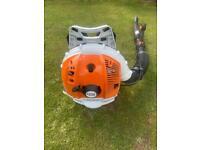 2020 Stihl BR600 Back Pack Leaf Blower 2 Stroke Petrol Garden Professional