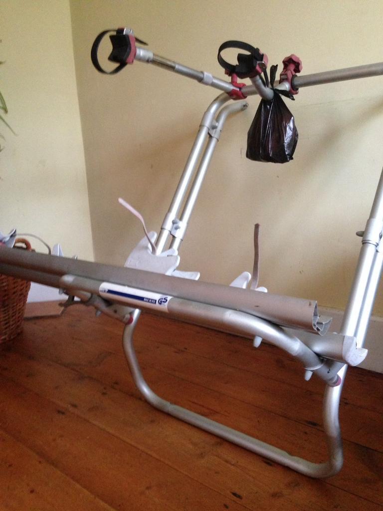 Fiamma 200D Bike Rack Bike Carry