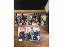 Star Wars The Empire Strikes Back Infinities and Jango Fett Open Season Dark Horse Comics