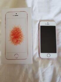 Apple iPhone SE - 64GB - Rose Gold (Unlocked) Smartphone