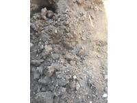 Free loose soil