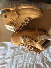 Brand new kids timberlands 12.5 boxed