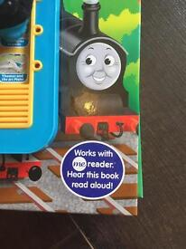 Thomas the tank engines books and book reader