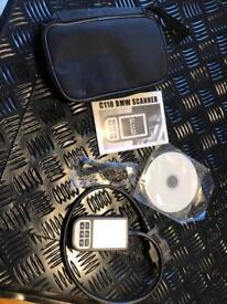 BMW C110 Code Reader / Error Code Reset