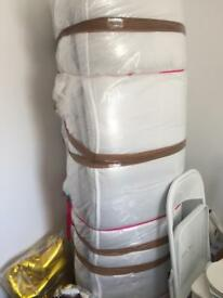 Double mattress for sale!