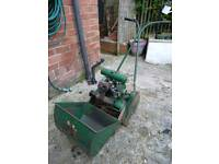 1950s Ransome Minor Mower works