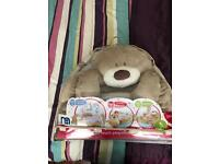 Mother Care bear baby's play mat / gym.